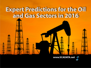 Expert Predictions for the Oil and Gas Sectors in 2016