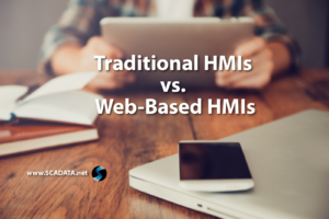 Traditional HMIs vs. Web-Based HMIs