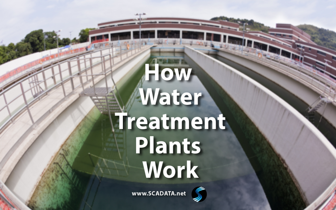 How Water Treatment Plants Work Making your water safe to drink