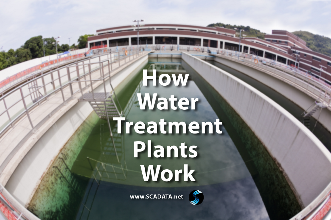 How Water Treatment Plants Work