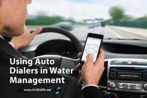 Using Auto Dialers in Water Management