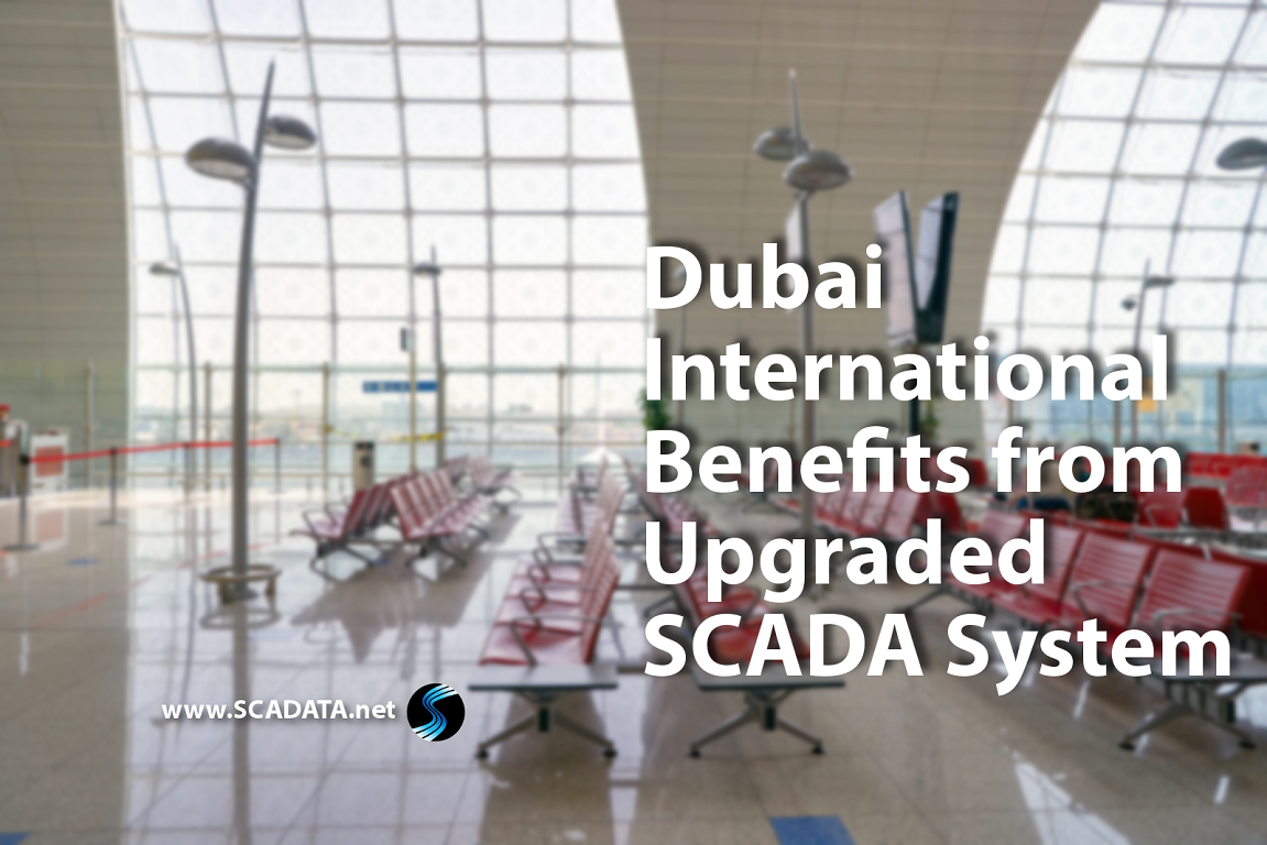 Dubai International Benefits from Upgraded SCADA System