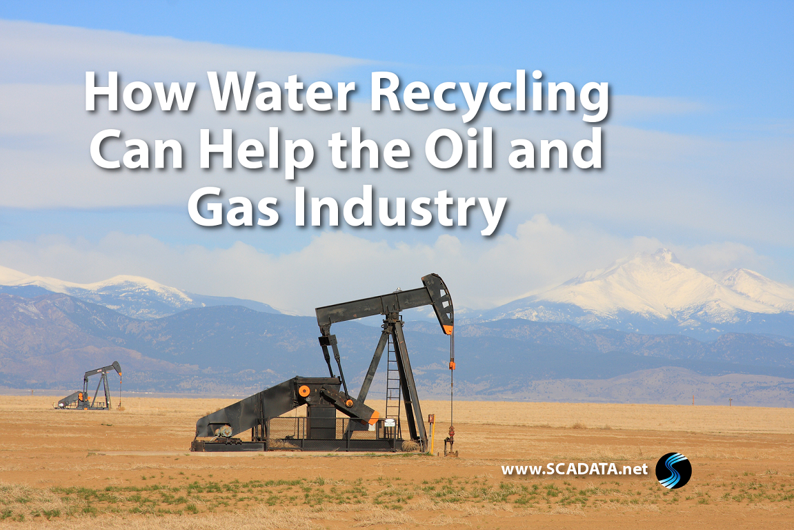 How Water Recycling Can Help the Oil and Gas Industry