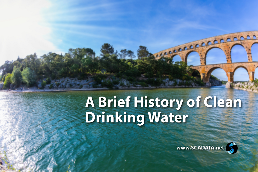 A Brief History of Clean Drinking Water