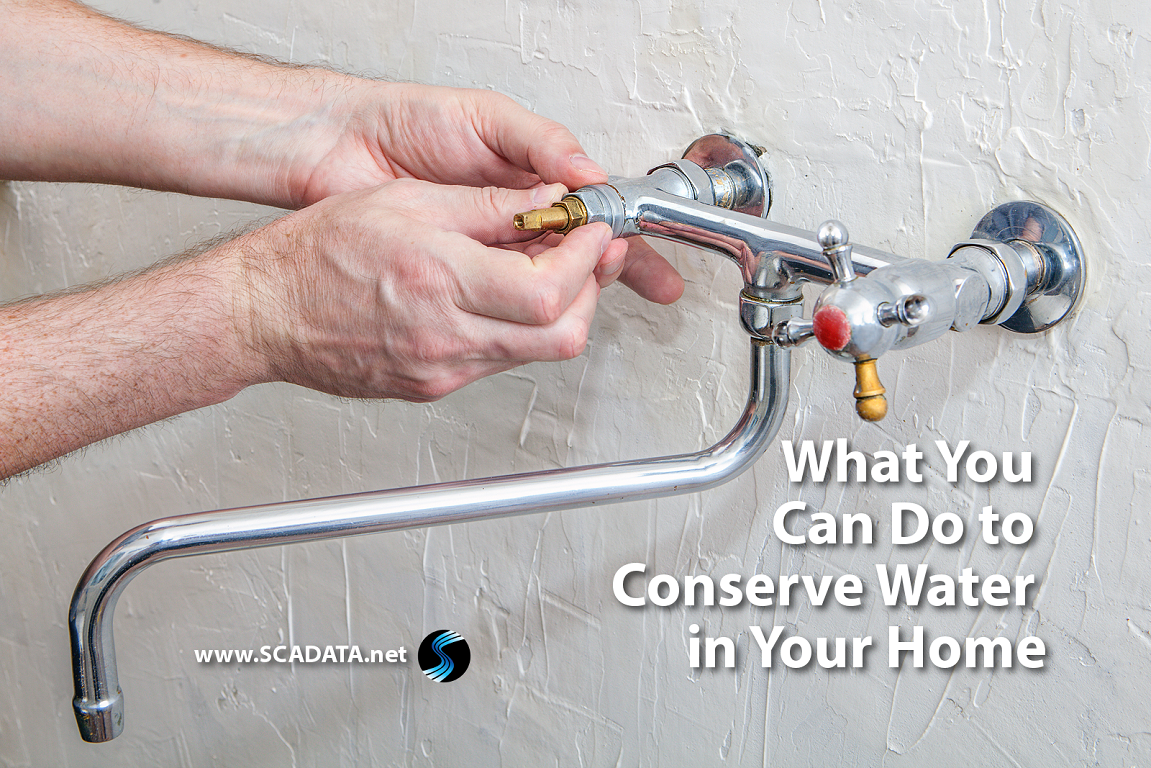 What You Can Do to Conserve Water in Your Home