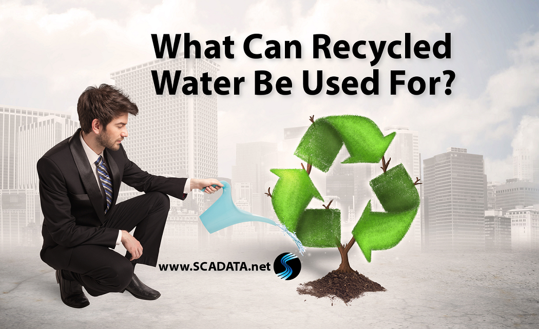 What Can Recycled Water Be Used For?