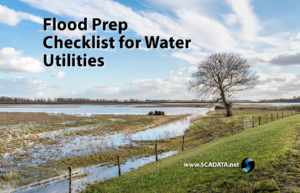 Flood Prep Checklist for Water Utilities