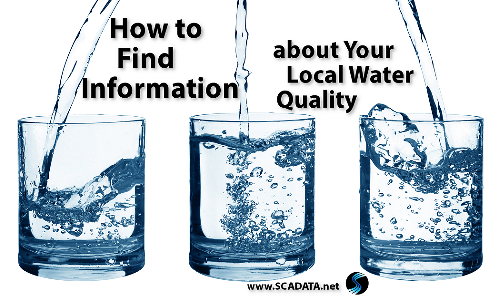 How to Find Information about Your Local Water Quality