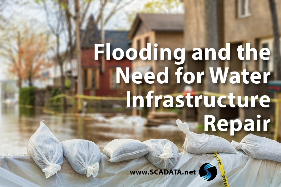 Flooding and the Need for Water Infrastructure Repair