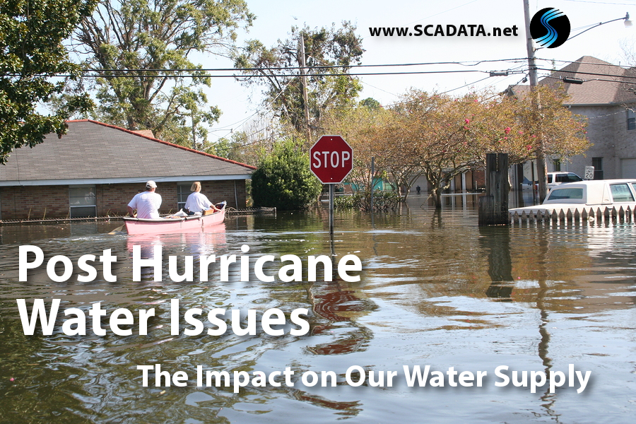 Post Hurricane Water Issues: The Impact on Our Water Supply