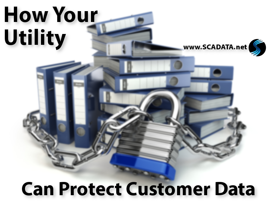 How Your Utility Can Protect Customer Data