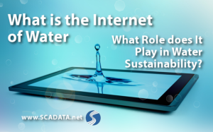What is the Internet of Water and What Role does it Play in Water Sustainability?